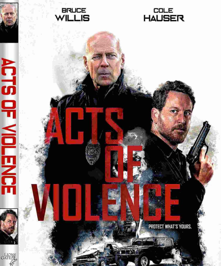 Acts of violence – sub