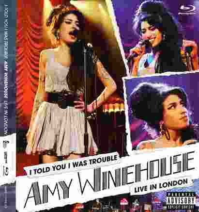Amy Winehouse i told you i was trouble live in London