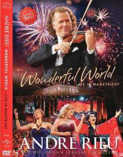 Andre Rieu wonderful world live in Maastricht