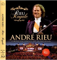 Andre Rieu live in Amsterdam