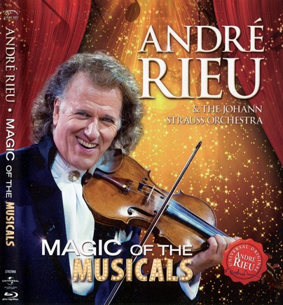 Andre Rieu Magic of the Musicals