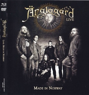 Anglagård live made in Norway