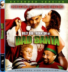 Bad Santa 1 -latino