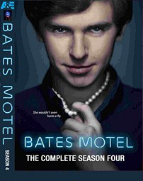 Bates Motel 4°temporada (2 disc) – sub