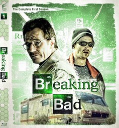 Breaking Bad 1°temporada (2 disc)