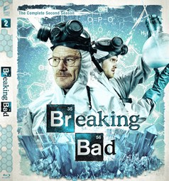 Breaking Bad 2°temporada (3 disc)