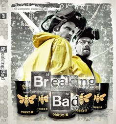 Breaking Bad 3°temporada (3 disc)
