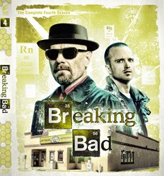Breaking Bad 4°temporada (3 disc)