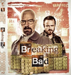 Breaking Bad 5°temporada (4 disc)