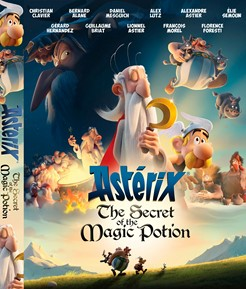 Asterix The Secret of the Magic Potion – latino