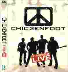Chickenfoot get your buzzon live