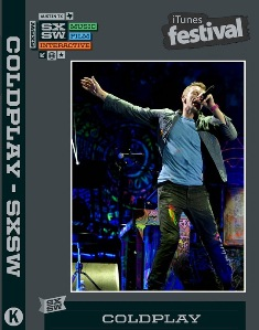 Coldplay iTunes Festival