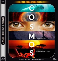 Cosmos a Spacetime Odessey (4 disc)