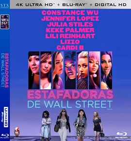 Estafadoras de Wall Street – latino