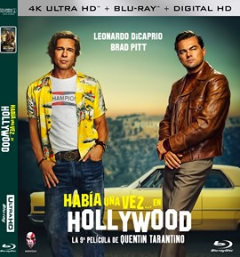 Habia una vez en Hollywood – latino