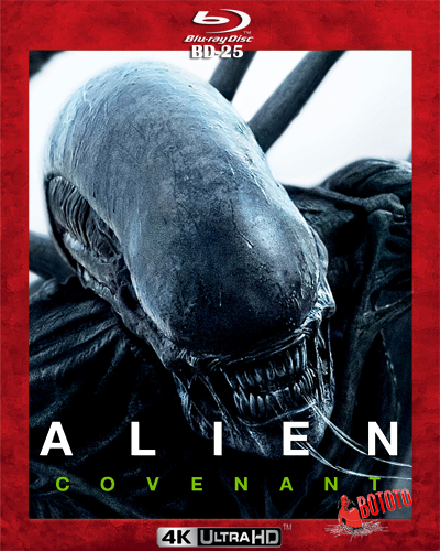 Alien Covenant – latino