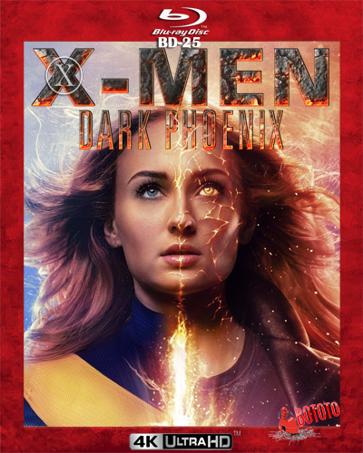 X-Men dark Phoenix – latino