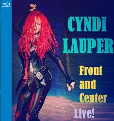 Cyndi Lauper Front and Center