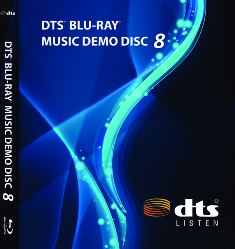 DTS Music Demo disc 8