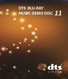 DTS Music Demo disc 11