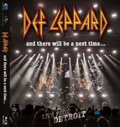 Def Leppard live from Detroid