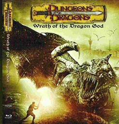 Dungeons Dragons Wrath of the dragon god – sub