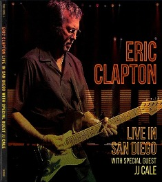 Eric Clapton live in San Diego