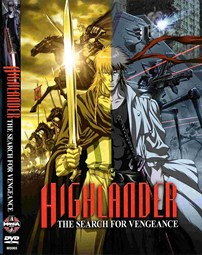 Highlander The Search for Vengeance