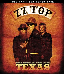 Zz Top that little of band from Texas