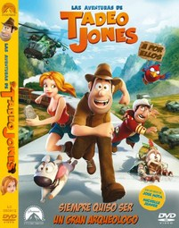 Las-aventuras de Tadeo Jones I