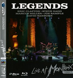 Legends live at Montreux