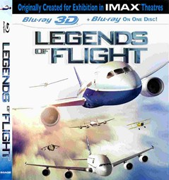 IMAX Legends of Flight