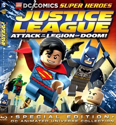 LEGO Liga de la Justicia Attack of the legion of Doom