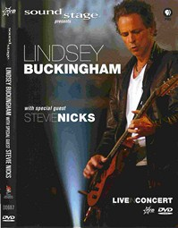 Lindsey Buckingham live with Special Guest Stevie Nicks