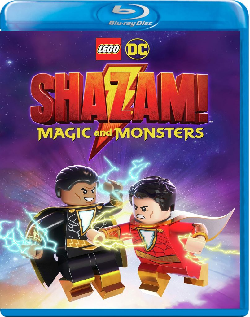 LEGO DC Shazam! Magic and Monsters – latino