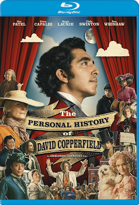 La historia personal de David Copperfield – sub